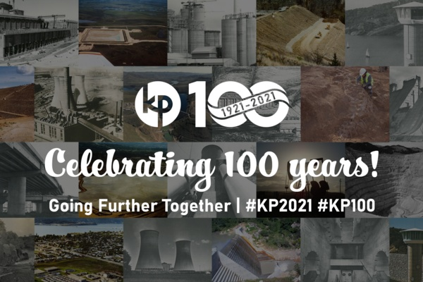 Knight Piésold Kicks off 100th Anniversary Celebration