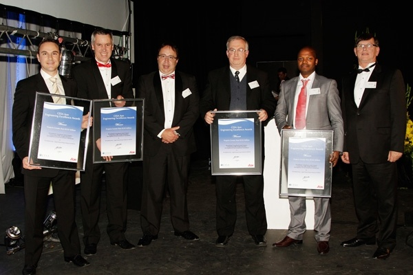 Knight Piésold Receives Recognition at the Annual CESA Aon Engineering Excellence Awards