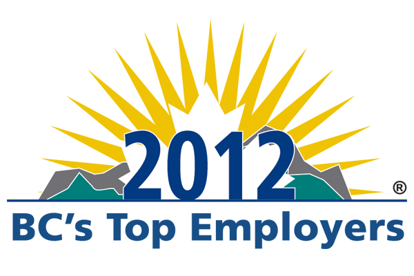 Knight Piésold  Ltd. Selected as one of BC's Top Employers for 2012