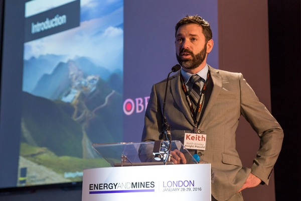 Knight Piésold Presents a Case Study on Building a Renewable Legacy Asset at the Energy and Mines London Summit