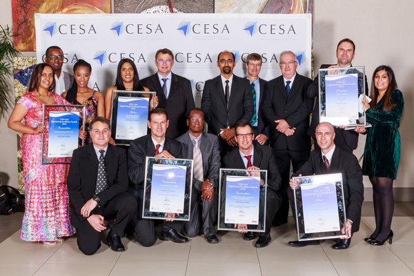 Knight Piésold Southern Africa Triumphant at the 2018 CESA Aon Engineering Excellence Awards