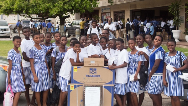 Knight Piésold Ghana Challenges Students in Dam Modelling Competition